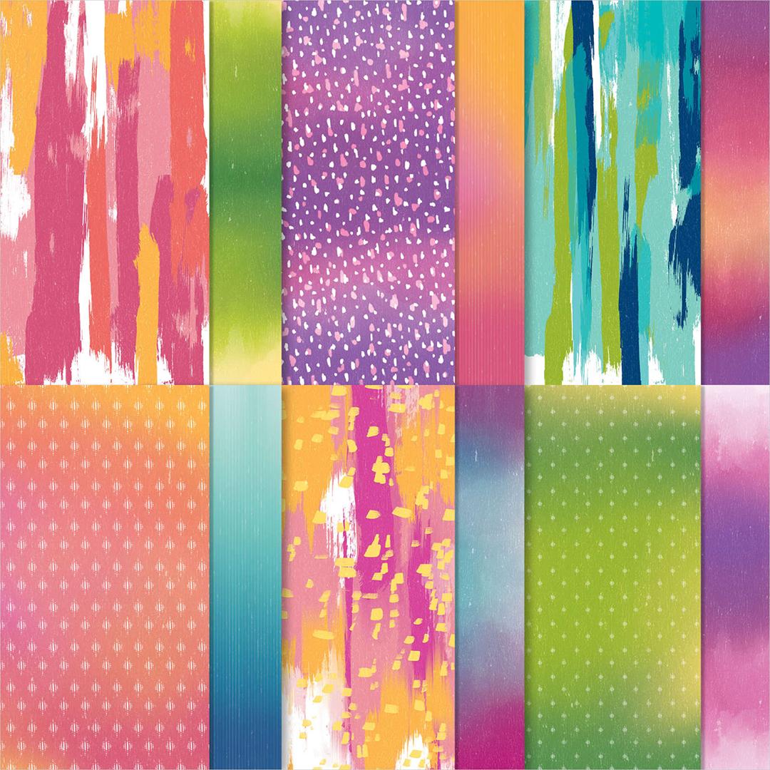 Sonderaktion-Designerpapier-mit-15-Prozent-Rabatt-152495-Designerpapier-Farbfantasie NEU