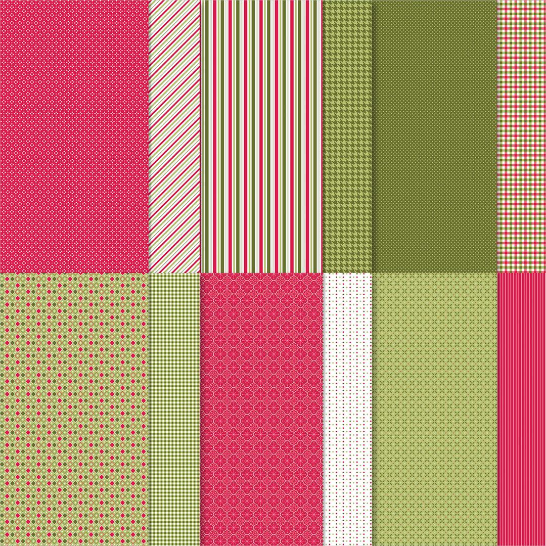 Sonderaktion-Designerpapier-mit-15-Prozent-Rabatt-153492-Designerpapier-Weihnachten-im-Herzen NEU