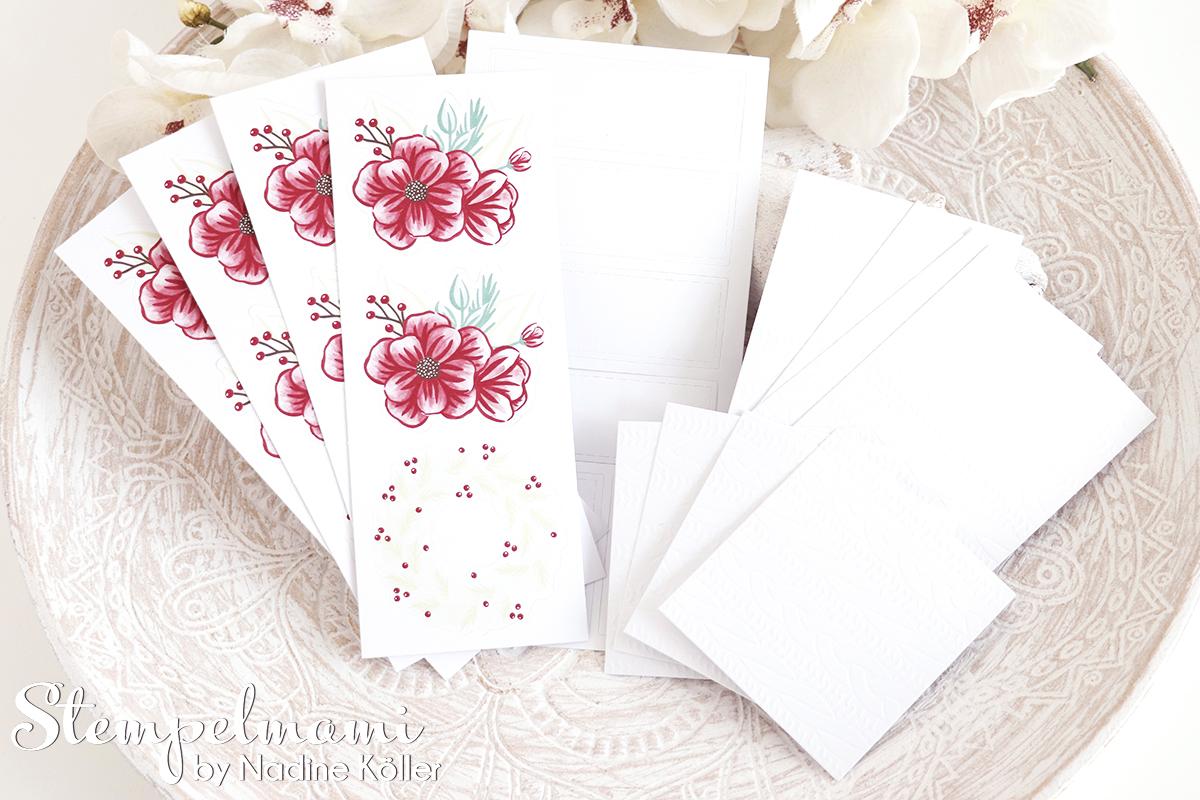 Stampin Up Paper Pumkin Feiertage voller Freude 3