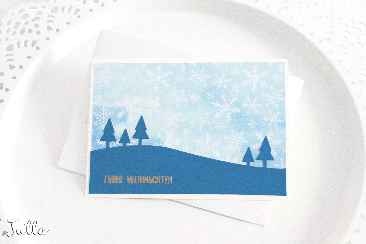 Frohes neues Jahr und Eure Weihnachtspost Stempelmami 17
