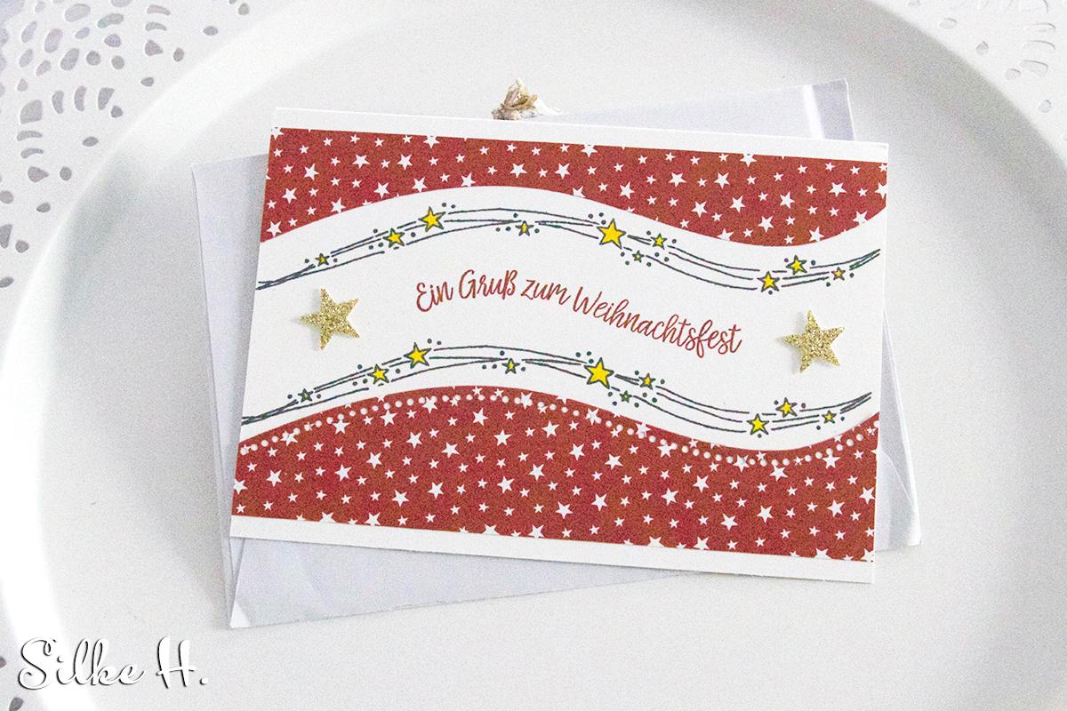 Frohes neues Jahr und Eure Weihnachtspost Stempelmami 20