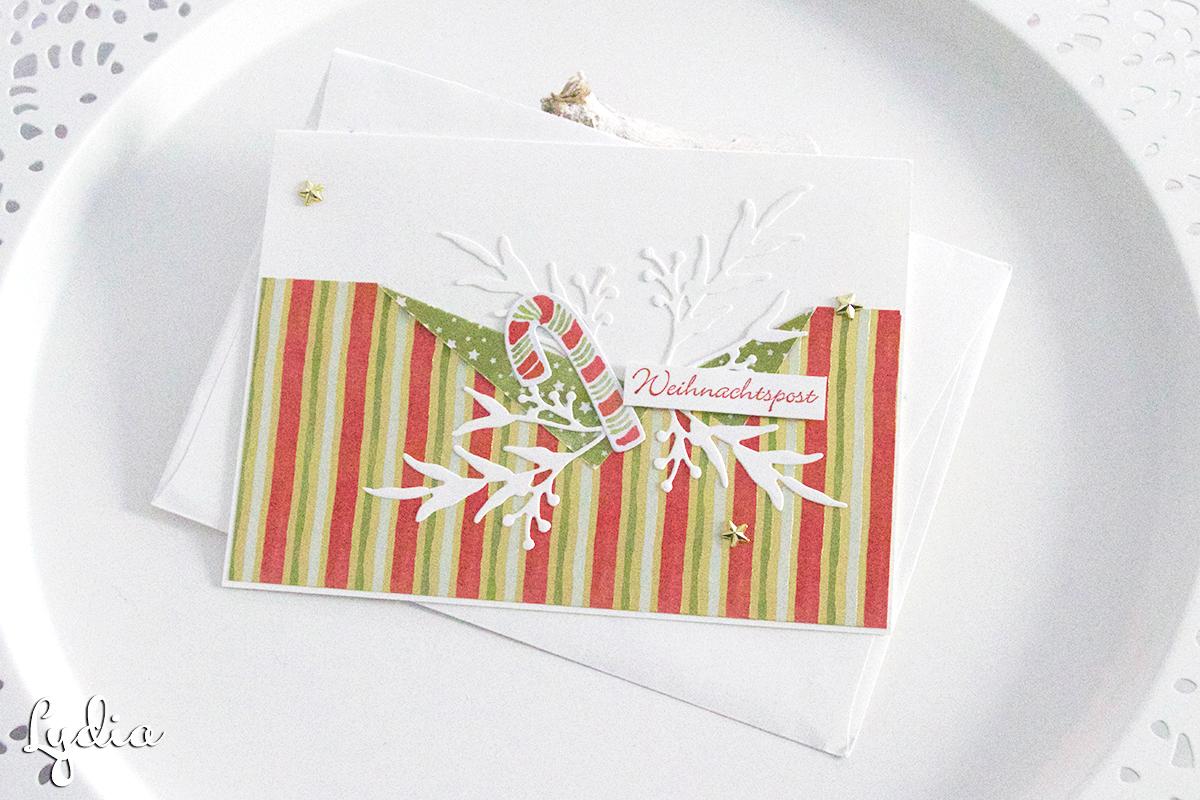Frohes neues Jahr und Eure Weihnachtspost Stempelmami 23