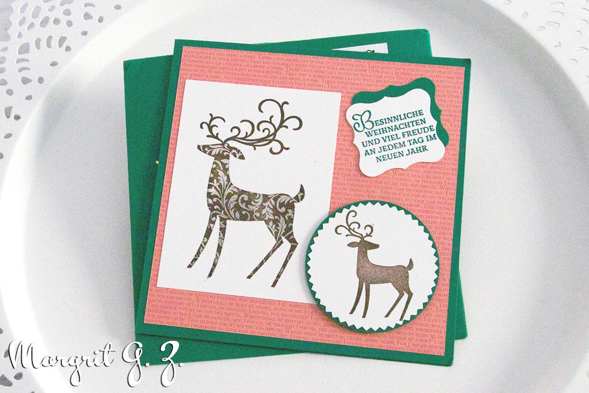 Frohes neues Jahr und Eure Weihnachtspost Stempelmami 24