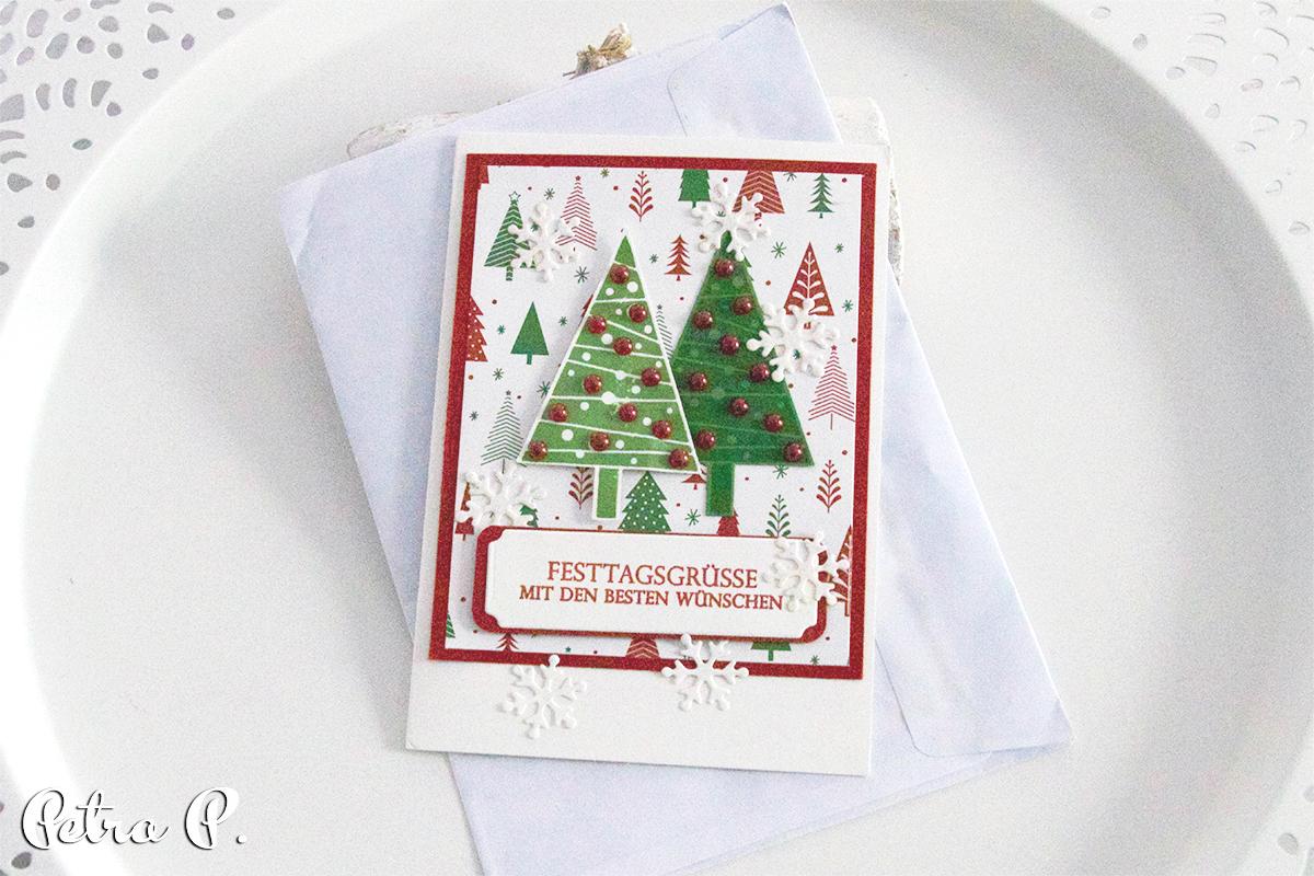 Frohes neues Jahr und Eure Weihnachtspost Stempelmami 27