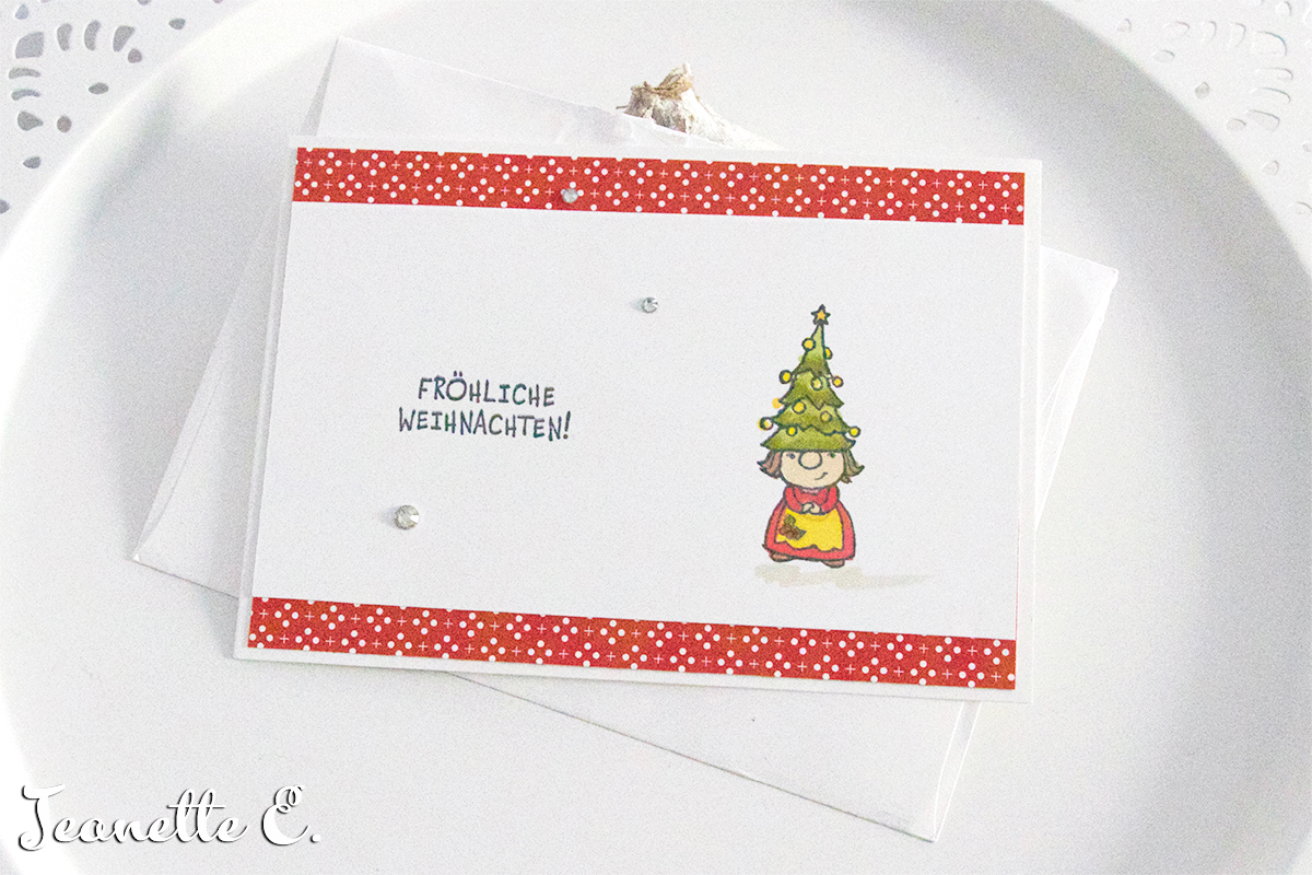 Frohes neues Jahr und Eure Weihnachtspost Stempelmami 29