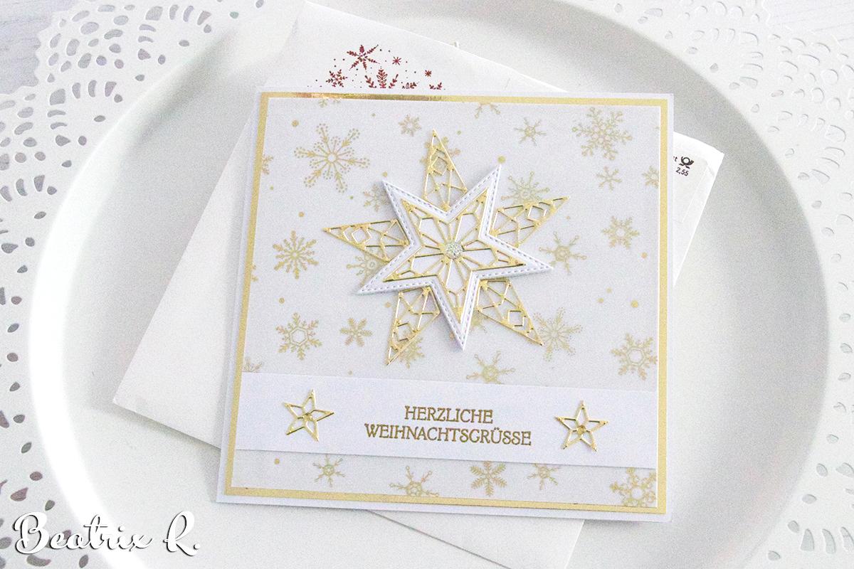 Frohes neues Jahr und Eure Weihnachtspost Stempelmami 31