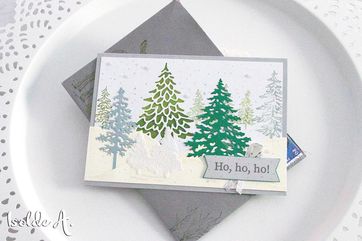 Frohes neues Jahr und Eure Weihnachtspost Stempelmami 33