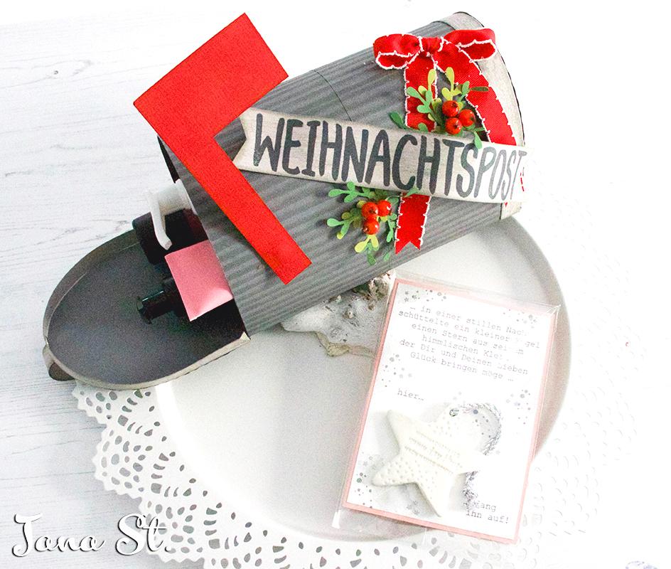Frohes neues Jahr und Eure Weihnachtspost Stempelmami 36