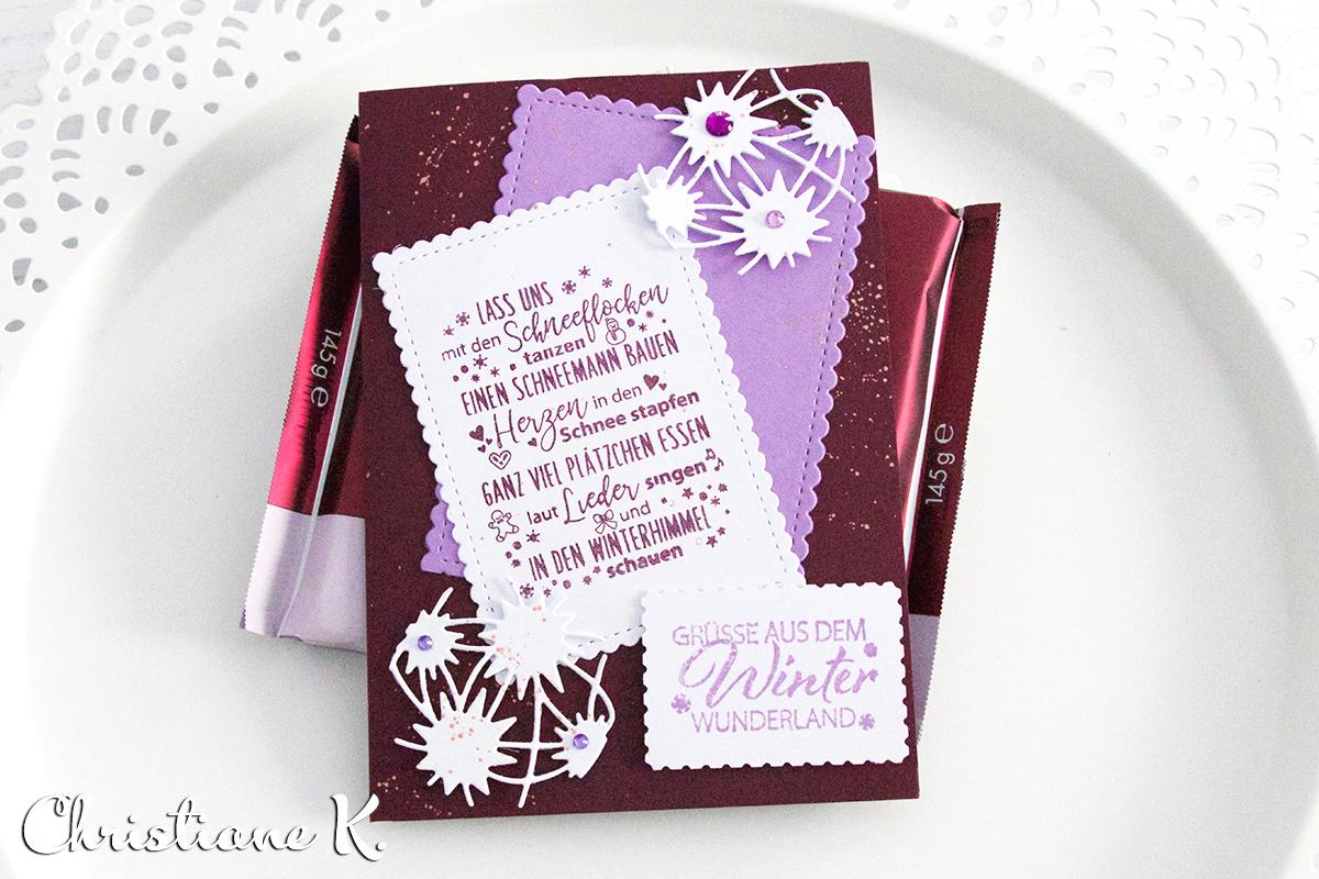 Frohes neues Jahr und Eure Weihnachtspost Stempelmami 5