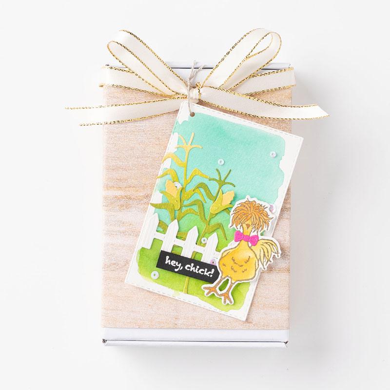 Stampin Up Aktion Das Gelbe vom Ei und Hu(h)ndert Gute Wuensche Stempelmami 11
