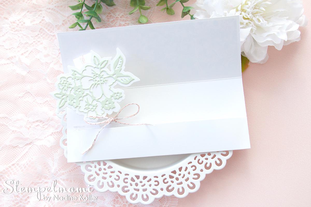 Stampin Up Gutschein Verpackung Handgemalte Blueten Papierfalter Kundengeschenk Stempelmami 3