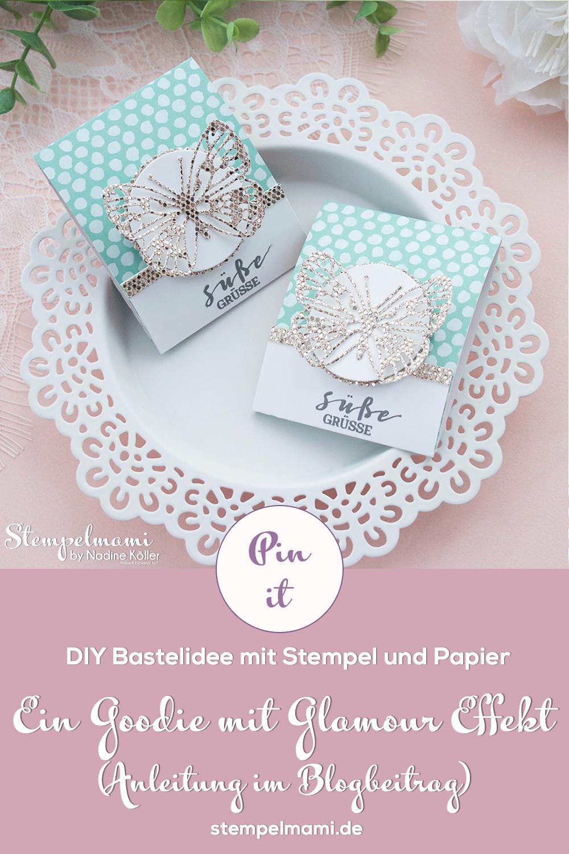 Stampin Up Goodie mit Glamour Effekt Stempelset Beerenstark Stempelmami 7