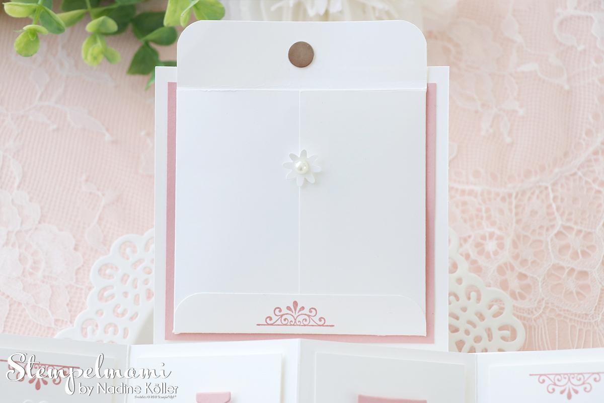 Stampin Up Twist Pop Up Panel Hochzeitskarte basteln Stempelmami 5